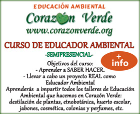 Curso de Educador Ambiental en Corazón Verde
