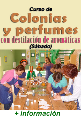 CURSO DE COLONIAS Y PERFUMES
