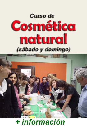 Curso de cosmética natural