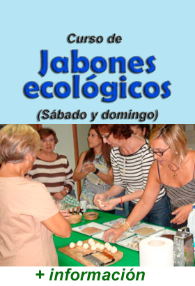 Curso de Jabones ecológicos